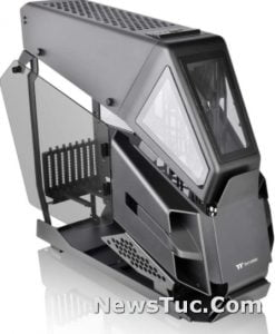 Thermaltake Helicopter StyledThermaltake Open Frame Tempered Glass Tower Case