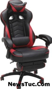 Racing StyleErgonomic with Footrest Gaming Chair