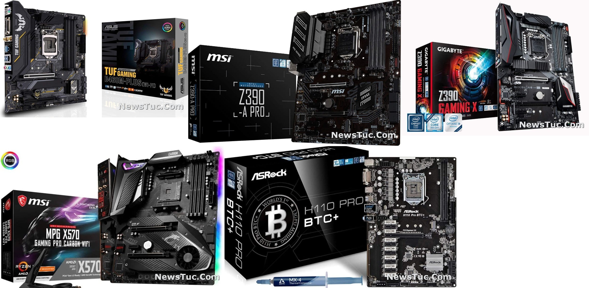 Top High Performance Motherboards In Stock