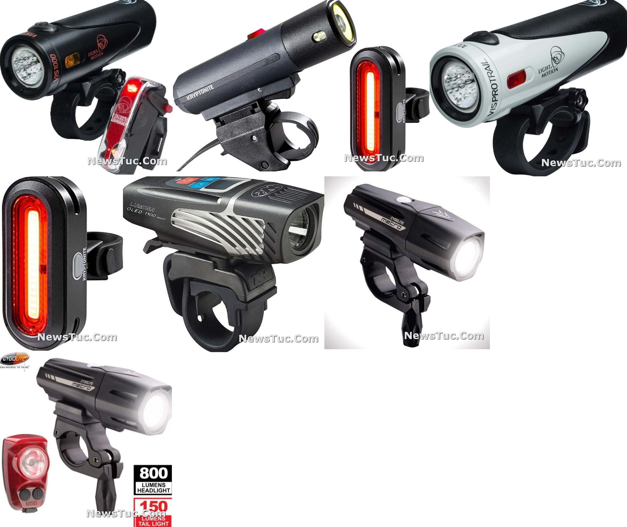 Top high Power USB Recharge LED Bicycle Headlight