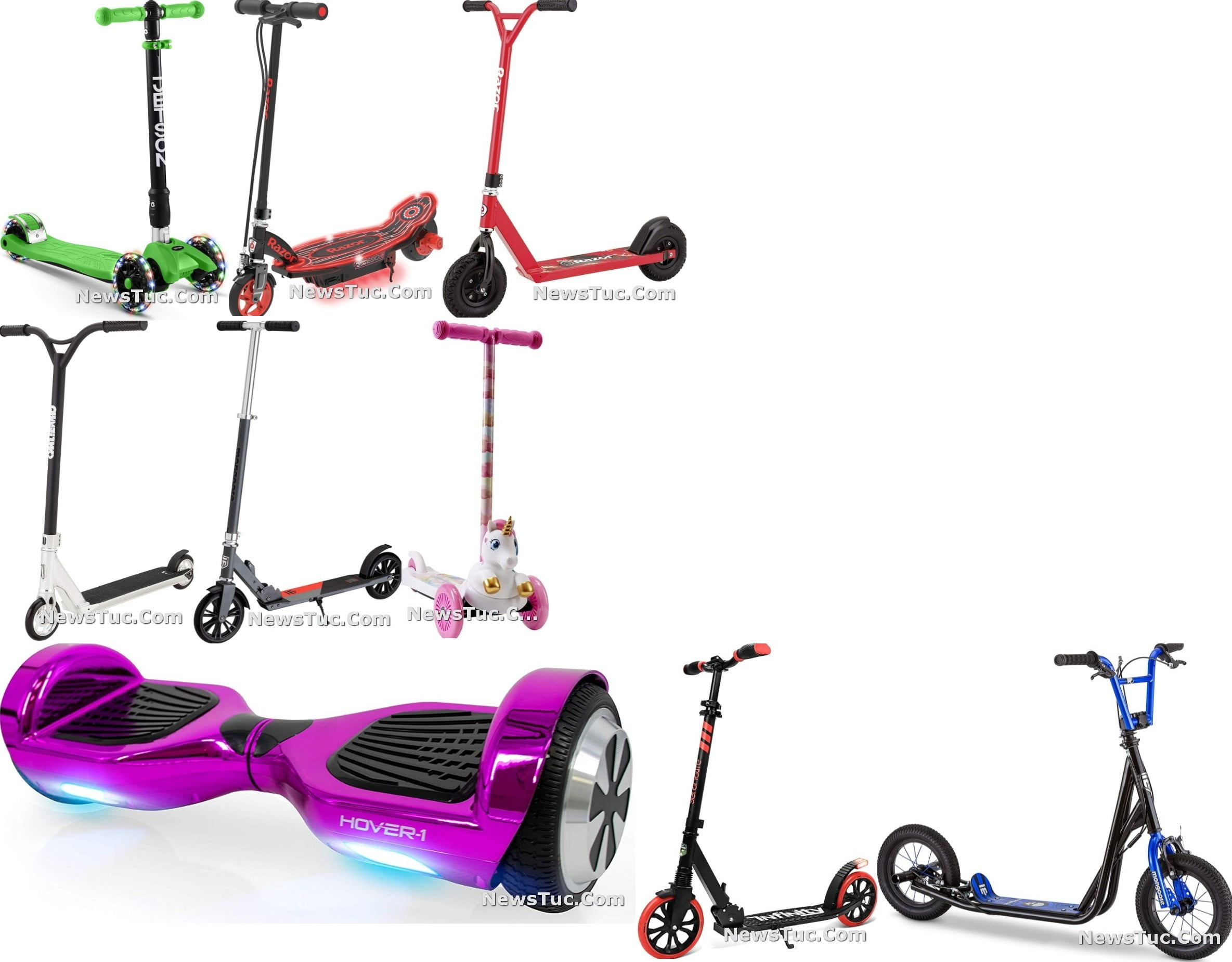 Top High-Speed Electric Scooter for adults & kids