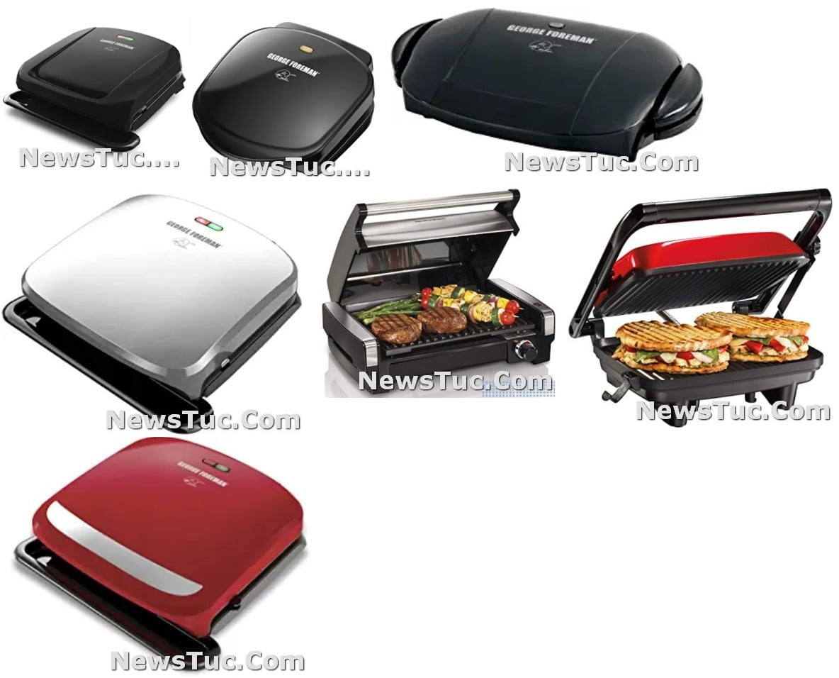 Top Electric Indoor Non-stick Locking Lid Panini Press Plate Grill